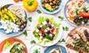 $40 to Spend: Greek Food & Drink