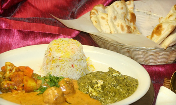 Chola Indian Restaurant - Boardwalk: $10 for $20 Worth of Indian Cuisine at Chola Indian Restaurant in Round Rock