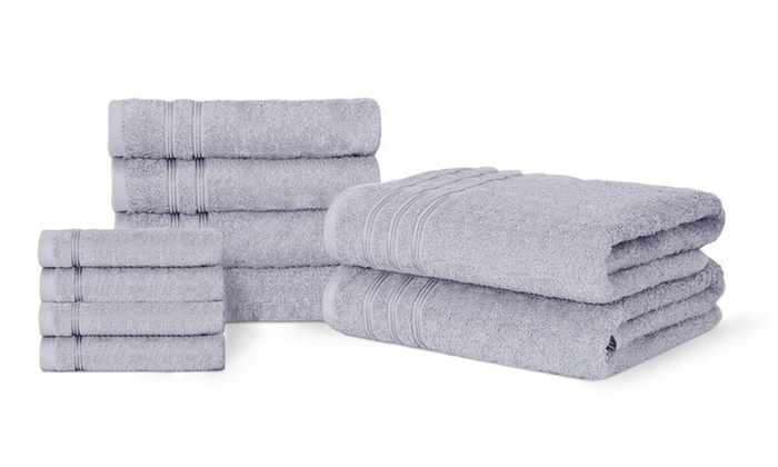 Dickens 10- or 20-Piece Egyptian Cotton Soft Touch Towel Bale from £14.54