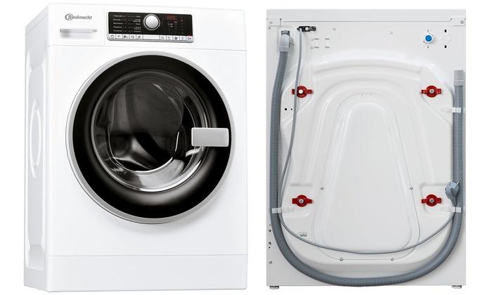 Bauknecht waschmaschine 9 kg groupon