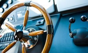 BLUE COMPASS: Corso per il conseguimento della patente nautica a motore da Blue Compass (sconto 75%)