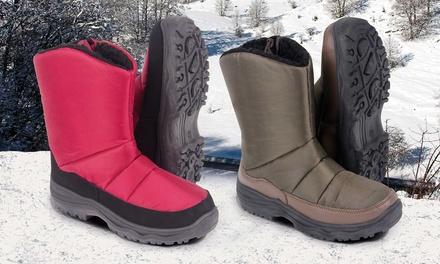 Women's FleeceLined Winter Boots