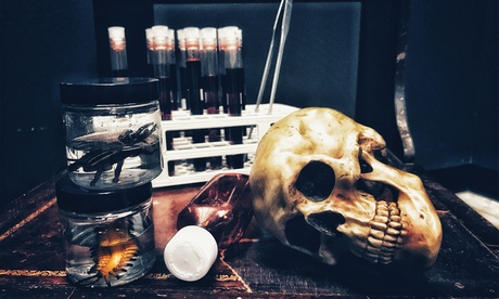 Escape Room for 4, 6, or 10 at Austin Panic Room (Up to 20% Off)