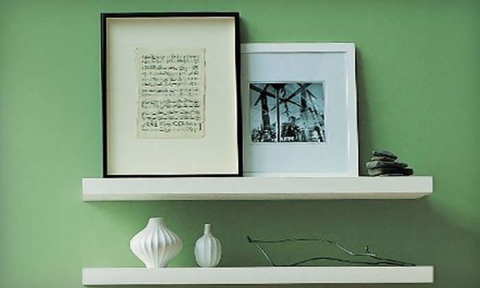 Row House Gallery and Custom Framing - Milford: $40 for $100 Worth of Custom Framing at Row House Gallery and Custom Framing