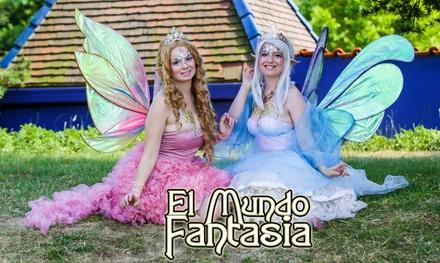 El Mundo Fantasia: ticket voor het fantasy, cosplay en steampunkfestival op 6 of 7 juli bij Mondo Verde in Landgraaf