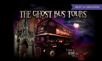 image for Tickets to Ghost Bus Tour of York from The Ghost Bus Tours (Up to 50% Off)