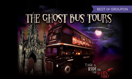 Tickets to Ghost Bus Tour of York from The Ghost Bus Tours
