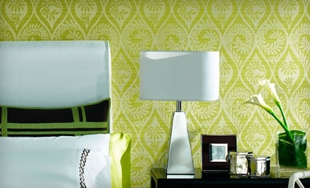 $100 Groupon to Wallpapers To Go - Wallpapers To Go in Austin