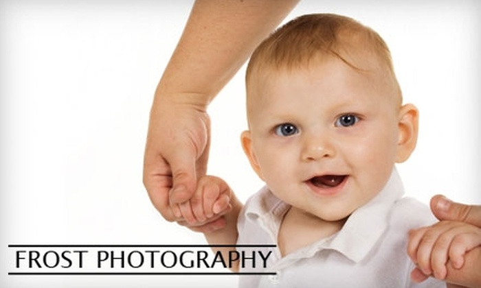Frost Photography - Avon: $25 for Studio Rental, One-Hour Photo Shoot Plus One 8x10 Photograph from Frost Photography ($50 Value)