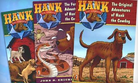 $30 Groupon for Hank the Cowdog Audio Books  - Maverick Books in