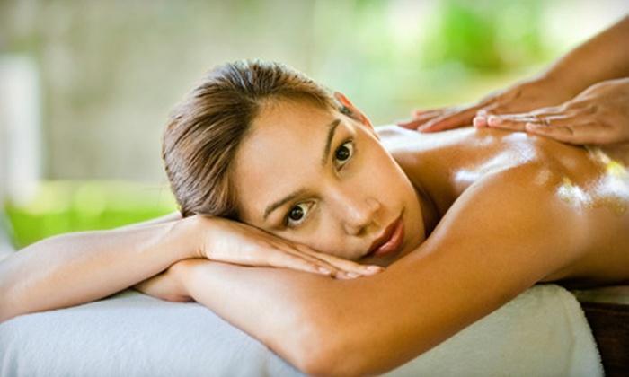 Natural High Wellness Center - Antioch 75: Natural High Wellness Massage or Far-Infrared Sauna Sessions at Natural High Wellness Center in Overland Park