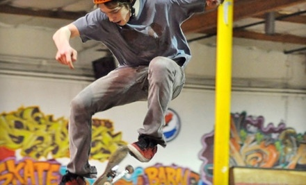 Skatebarn Indoor Skate Park - Skatebarn Indoor Skate Park in Renton