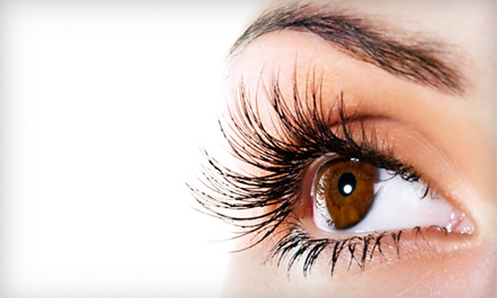 The Beauty Room - East Side,Midtown,Midtown South,Murray Hill,Tenderloin: Mink or Faux-Mink Eyelash Extensions at Beauty Room (Up to 70% Off). Three Options Available.