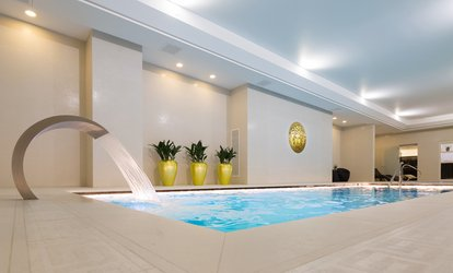 image for Spa Day with Pool, Optional Treatment, Bubbly at 5* Beauty & Melody Spa at M by Montcalm, Shoreditch (Up to 42% Off)