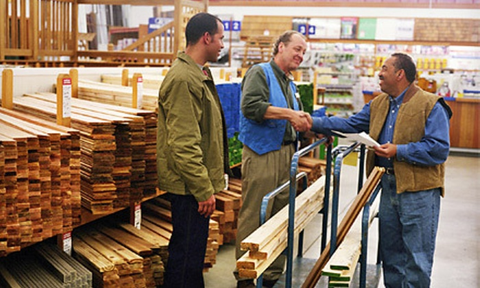 Rockler Woodworking and Hardware - Multiple Locations: $15 for $30 Worth of Hardware, Tools, and Supplies at Rockler Woodworking and Hardware