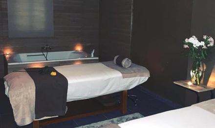 Masaje de 45 minutos con opción de reflexología podal en Olorun Rituals Barcelona (con 50% de descuento)