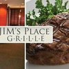 Half Off at Jim's Place Grille