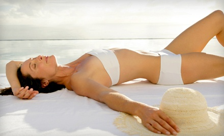 BridalGlo Package for a Bride (a $99 value) - Metroglo Sunless Tanning in Birmingham