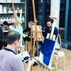 Painting Experience on Special Objects