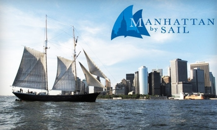 Manhattan By Sail - Narragansett: $55 for a Craft Beer Tasting Sail aboard the Clipper City Tall Ship ($100 Value)