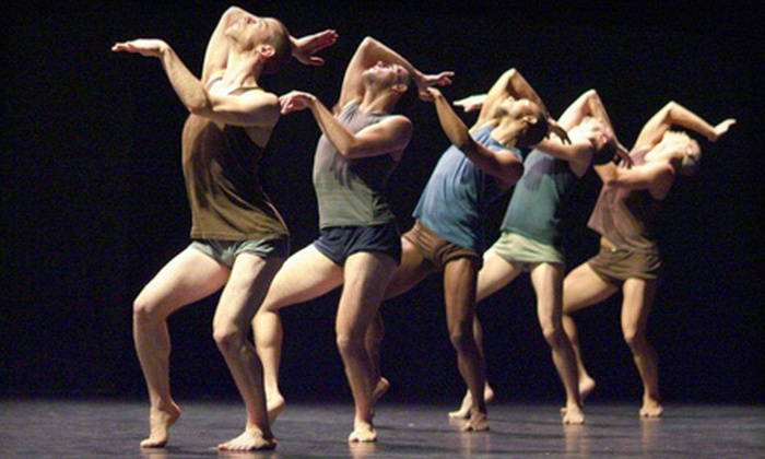 Batsheva Dance Company - The Loop: One Ticket to See the Batsheva Dance Company at Auditorium Theatre on March 17 or 18 (Up to $39.45 Value)