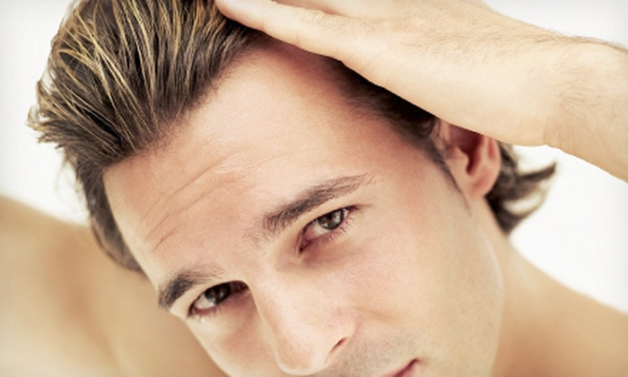 Hair Restoration Specialists of Atlanta - Peachtree Park: Three- or Six-Month Laser Hair-Restoration Treatment at Hair Restoration Specialists of Atlanta (Up to 94% Off)