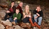 Klepsy LLC - Downtown Springfield: $99 for a Holiday Portrait Package with Greeting Cards, Prints, and CD with Image from CaraDee Photography ($490 Value)