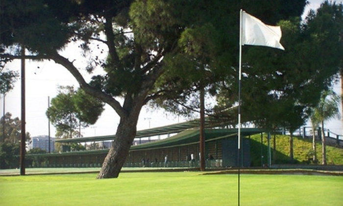 Dominguez Hills Golf Course - Carson: $12 for a Round of Golf, Range Card, and Pull-Cart Rental at Dominguez Hills Golf Course in Carson (Up to $27 Value)