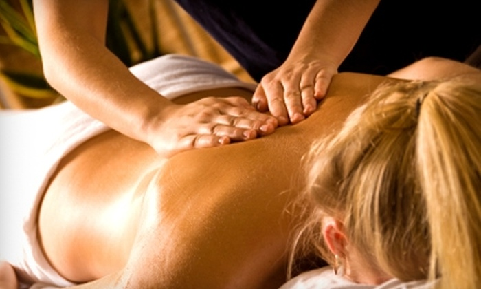 Hands on Healing Professionals - Downtown Ashville: $50 for a Massage Package (Up to $110 Value) or $50 a Body-Treatment Package ($110 Value) at Hands On Healing Professionals
