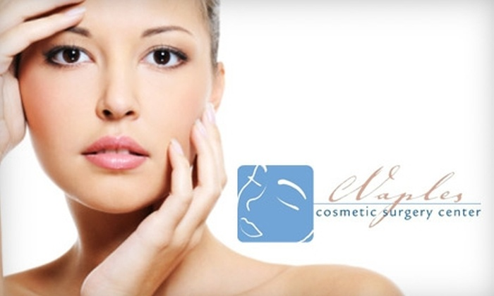 Naples Cosmetic Surgery Center - Vineyards: $65 for Exfoliating Treatment at Naples Cosmetic Surgery Center