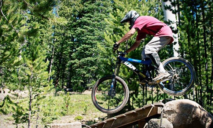 NorSki Sport Rental - Keystone: $40 Worth of Ski, Snowboard, or Bike Rentals