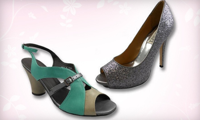 Amy's Shoes - Multiple Locations: $45 for $100 Worth of Designer Footwear at Amy's Shoes