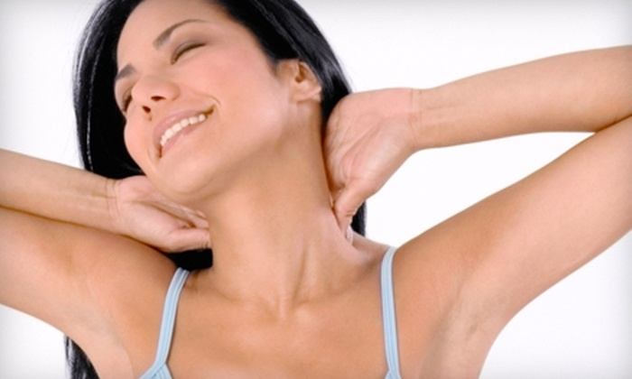 Lazersmooth - College Station: $149 for Three Laser Hair-Removal Treatments at Lazersmooth in College Station (Up to $747 Value)