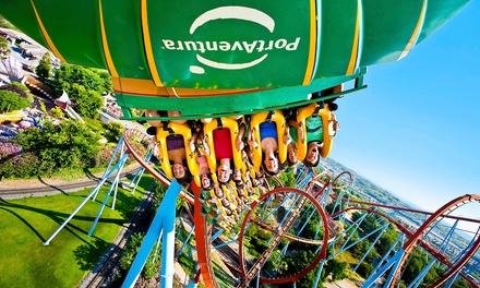 PortAventura — Espanha: bilhete de 2 dias consecutivos para o parque de diversões desde 44€