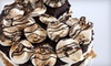 Designer Cookie - Toronto: $10 for $20 Worth of Gourmet Cookies, Cupcakes, and More at The Designer Cookie