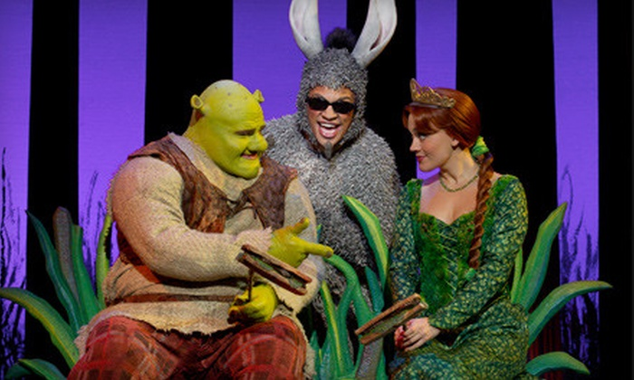 """""""Shrek The Musical"""" - Hershey Theatre: Theater Night for Two to """"Shrek The Musical"""" at Hershey Theatre (51% Off)"""