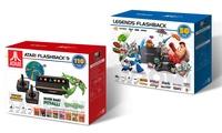 Groupon.com deals on Legends Flashback Boom or Atari Flashback 9 Boom Consoles