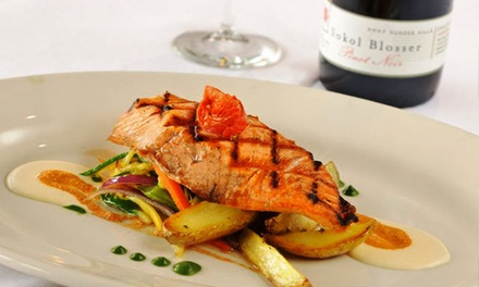 $35 for $60 Worth of Steaks, Seafood, and Pacific-Northwestern Cuisine for Dinner at Portland Prime