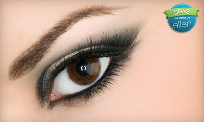Tashi Brow & Skin Studio - Plano: Eyebrow Design with Lip Wax or Maintenance Visit at Tashi Brow & Skin Studio in Plano