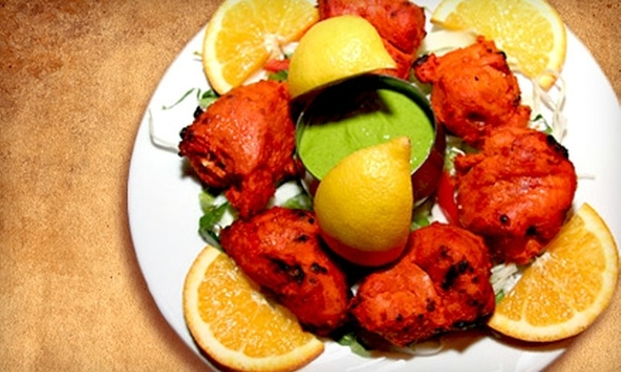 Karaikudi Chettinad Restaurant - Dorset Park: $15 for $30 Worth of Indian Cuisine and Drinks at Karaikudi Chettinad Restaurant in Scarborough