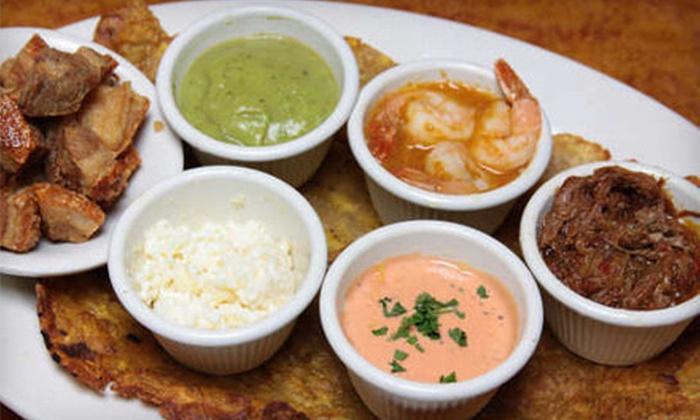 Restaurante Patacón Pisa'o - Kendall: $20 Worth of Colombian Cuisine