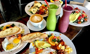 PEOPLES Cafe – Up to 50% Off Breakfast or Lunch   at Peoples Cafe, plus 6.0% Cash Back from Ebates.