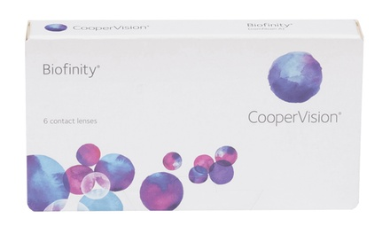 Contact Lenses from Sight Supply (Up to 40% Off). Nine Options Available.