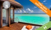 Your Travel Deal - Furanafushi Island: Maldives: $2,949 Per Person for a Seven-Night Getaway with Flights and Meals at 5* Sheraton Full Moon Resort and Spa