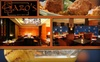 Sazo Latin Grill at Marriott Rivercenter - Downtown: $30 for $75 Worth of Latin Cuisine and Drinks at Sazo's Latin Grill