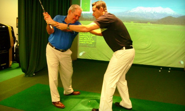 Edwin Watts Golf Academy - Carriage Hill: Private Swing or Putting Evaluation at Edwin Watts Golf Academy (69% Off)