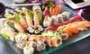 Kansha Restaurant - Taku / Campbell: $12 for $25 Worth of Japanese Cuisine, Sushi, and Drinks at Kansha Restaurant