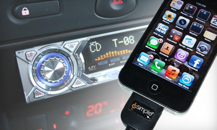 Xtreme Vehicle Designs - Noblesville: Automobile iPod Integration at Xtreme Vehicle Designs in Noblesville (51% Off)