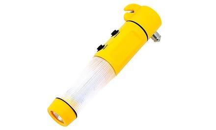 1x oder 2x 4-in-1 LED-Taschenlampe