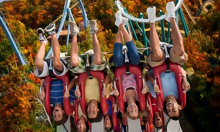 Busch Gardens Williamsburg - Busch Gardens Williamsburg: $38.50 for Admission to Busch Gardens Williamsburg, including Howl-O-Scream (Up to $77 Value)